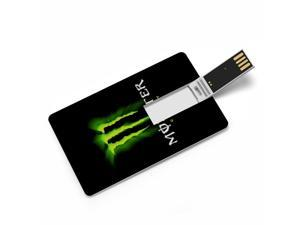 64GB Custom picture USB Flash Drive Credit Card USB Memory Stick Preminum Durable  USB U Disk Applicable to Laptop,Desktop Computer,Tablet PC and more