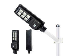 Katspro integrated solar street lamp, intelligent light sensor control, radar sensor, motion sensor, manual remote control and other multi-functional solar floodlight.