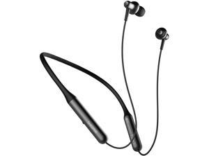 1MORE Stylish BT Pro Earbuds, Bluetooth 5.0 Headphone, Stereo Earphones with Fast Charge, ENC Microphone, Wireless Headphones with IPX5 Water and Sweat Resistance, 12 Hours Playtime-Black
