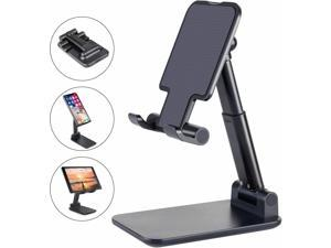 Adjustable phone holder tablet computer holder can support iPad iPhone