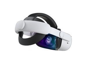 KIWI design Adjustable Head  Elite Strap for Oculus Quest 2 ,Enhanced Support and Comfort in VR GAMES