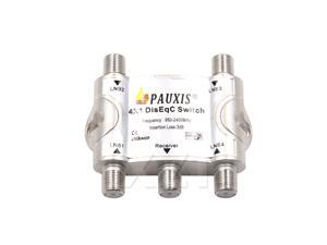 4*1 DisEqC switch Satellite TV tuner switch FTA satellite receiver diseqc 4 in 1 out  satellite switch stability