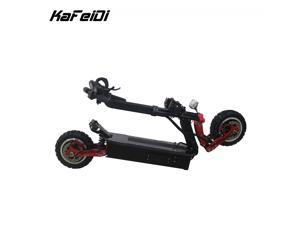 DF-11X 43ah specification electric scooter 55.5*13.5*25.5 inches