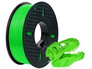 PLA 3D Printer Filament,1.75mm Dimensional Accuracy +/- 0.02 mm, 1 kg Spool(2.2lbs)3D Printer Consumables,Fit Most 3D FDM Printer consumables