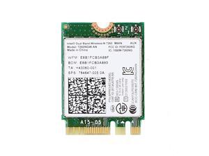 Weastlinks Dual Band Wireless-N For Intel 7260NGW AN 7260 NGFF Wifi Bluetooth 4.0 Mini Wlan Card Support HP/Asus/Acer/Dell/Toshiba Laptop