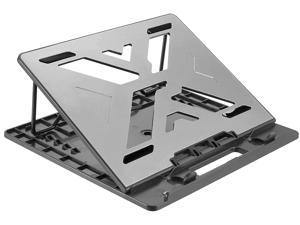 AICHESON Portable Laptop Computer Stand Ventilated Stands, X6 Silver