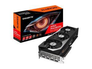 GIGABYTE Radeon RX 6900 XT Gaming OC 16G Graphics Card, WINDFORCE 3X Cooling System, 16GB 256-bit GDDR6, GV-R69XTGAMING OC-16GD Video Card