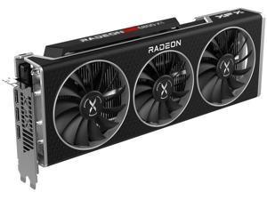 XFX Speedster MERC 319 AMD Radeon RX 6900 XT Black Gaming Graphics Card with 16GB GDDR6, HDMI 2 x DP USB-C, AMD RDNA 2, RX-69XTACBD9