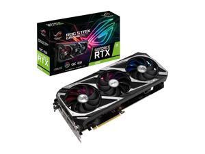 ASUS ROG Strix GeForce RTX 3060 12GB GDDR6 PCI Express 4.0 x16 Video Card ROG-STRIX-RTX3060-O12G-V2-GAMING