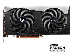 SAPPHIRE Nitro+ Radeon RX 6600 XT 8GB GDDR6 PCI Express 4.0 ATX Video Card 11309-01-20G