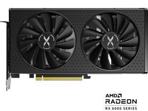 XFX SPEEDSTER SWFT210 Radeon RX 6600 XT 8GB GDDR6 PCI Express 4.0 Core Gaming Graphics Card, AMD RDNA 2 RX-66XT8DFDQ