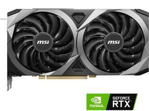 MSI Ventus GeForce RTX 3070 8GB GDDR6 PCI Express 4.0 Video Card RTX 3070 Ventus 2X 8G OC LHR