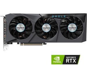 GIGABYTE Eagle GeForce RTX 3070 8GB GDDR6 PCI Express 4.0 ATX Video Card GV-N3070EAGLE OC-8GD (rev. 2.0)