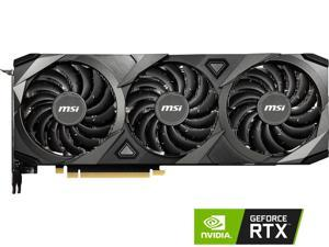 MSI Ventus GeForce RTX 3080 10GB GDDR6X PCI Express 4.0 Video Card RTX 3080 VENTUS 3X 10G OC LHR