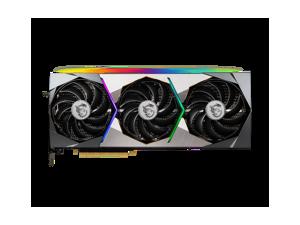 MSI Suprim GeForce RTX 3070 TI 8GB GDDR6 PCI Express 4.0 Video Card RTX 3070 TI SUPRIM 8G
