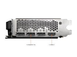 MSI GeForce RTX 3060 Ti Video Card RTX 3060 Ti VENTUS 2X 8G OCV1 LHR