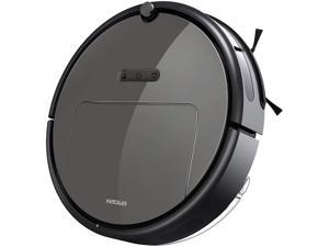 Roborock E35 Robot Vacuum and Mop, Wi-Fi Connected Robotic Vacuum Cleaner, 2000Pa Suction, Self-Charging, Schedule Cleaning, Cleans Hard Floors and Thin Carpets, Ideal for Pet Hair(Renewed)