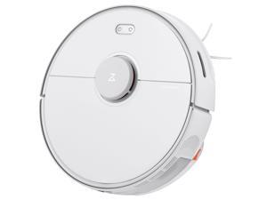Roborock S5 MAX Robot Vacuum and Mop Cleaner, Self-Charging Robotic Vacuum, Lidar Navigation, Selective Room Cleaning, No-mop Zones, 2000Pa Powerful Suction, 180mins Runtime, Works with Alexa (Renewd)