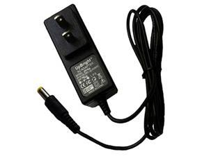 UpBright 9V AC/DC Adapter Replacement For Curtis DVD7026 DVD7026A SDVD8727 DVD8723 UK DVD 7026 DVD 7026A SDVD 8727 DVD 8723 FM090010-US FM090010-UK DVD8009 DVD7015UK DVD Player 9VDC Power Cord Charge