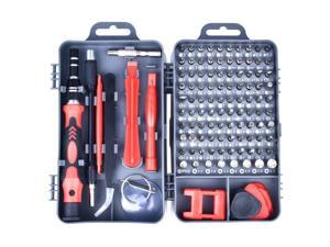 115 in 1 Screwdriver Set Vanadium Steel Tools for Home Cellphone Computer Electronic Products Door Handle Repair Kit With Extension Bar