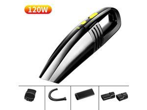 Handheld Vacuums 10000PA Strong Suction 120W High Power Wet & Dry Use Portable Vacuum Cleaner for House Office Car