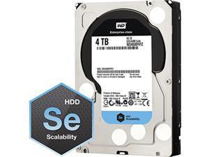 """western digital se wd4000f9yz 4tb 7200rpm sata3/sata 60 gb/s 64mb 3.5"""" enterprise hard drive"""