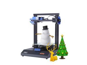 Anet ET4X DIY 3D Printer, All Full Metal Frame with Resume Printing Function, 2.8 Inch LCD Color Touch Screen, Upgraded Over-Current Protection Mainboard,220x220x250mm