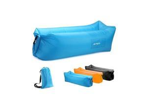 Air Sofa, Inflatable Lounger Inflatable Couch for Travelling, Outdoor, Camping, Hiking, Beach Parties, Picnic, Backyard, Lakeside, air Hammock Inflatable Lounger, Inflatable Lounger for Adults