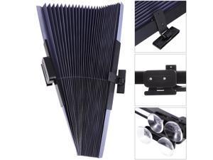 1Pc Sunblock Curtain Telescopic Foldable Car Sun Shade Sun Protection Curtain for Car