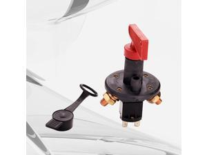 YD100 150A Battery Disconnect Isolator Master Kill Switch for British Car Marine Boat Vehicles