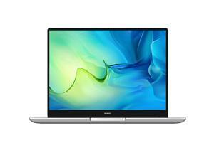 HUAWEI MateBook D 15 Laptop 15.6 inch AMD Ryzen7-4700U 16GB RAM 512GB SSD 56Wh Type-C Fast Charging Fingerprint 180° Glared proof Narrow Bezel Notebook - Silver