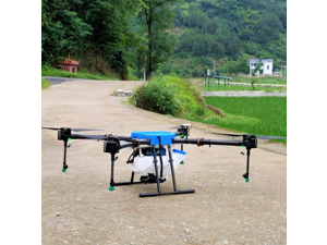 10L Efficient Agricultural Drone 1.5-3 Acrest /Min With ground control from an Android phone for Agricultural Spraying and Plant Protection
