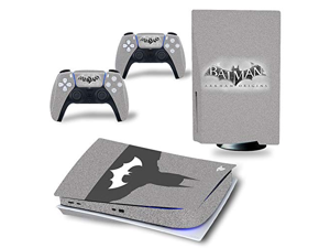 For ps5 sticker lable for play station console and joystick/controllers tow in one (The label defaults to the CD-ROM version)