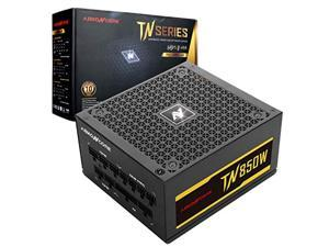 abkoncore tn850w gm pc power supply 850w, 80+ gold certified, full modular, 12v single rail, 135mm quiet cooling fan, eco friendly, active pfc, 10 year assurance psu for gaming and