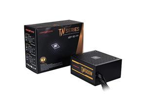 abkoncore tn600w bronze pc power supply 600w, 80+ bronze, 12v single rail, silent 135mm quiet cooling fan, eco friendly, active pfc, 7 year assurance psu for gaming and other appli