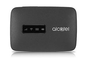 Alcatel LINKZONE   Mobile Wifi Hotspot   4G LTE Router MW41TM   Up to 150Mbps Download Speed   WiFi Connect Up to 15 Devices   Create A WLAN Anywhere   GSM Unlocked