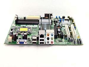 genuine dell version g33m02 for inspiron 530 530s, vostro 200 400, systems intel g33 express ddr2 sdram motherboard logic board main board compatible part numbers: g33m02, g679r, k