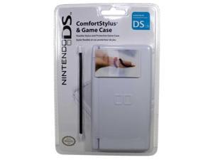 pdp nintendo licensed comfort stylus & game case for ds lite (colour varies, ds)