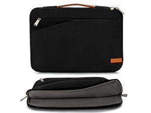 kingslong 15 15.6 inch laptop sleeve case water resistant, slim computer chromebook notebook ultrabooks carrying case cover for men women for acer, toshiba, dell, asus, hp, lenovo