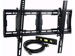 """videosecu mounts tilt tv wall mount for most 32"""" 37"""" 39"""" 40"""" 42"""" 43"""" 46"""" 47"""" 49"""" 50"""" 55"""" 58"""" 60"""" 65"""" 70"""" 75"""" tv lcd led plasma display with vesa 200x100mm to 600x400mm cxx"""