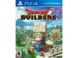 dragon quest builders - playstation 4