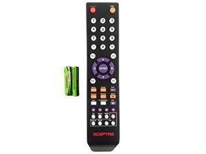 sceptre 142020479999k remote control for e505bv