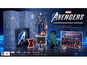 Marvel's Avengers Earth's Mightiest Edition - PlayStation 4