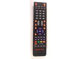 sceptre x505bv-fmdr remote control for x505bv-fmdr
