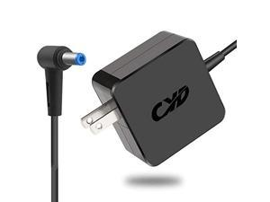 cyd 65w powerfast laptop power cord compatible for acer aspire one charger m5 a150 d150 d250 d255 d260 d270 a110 ao532h ao722 nav50 pav70 chromebook c710 ac700 e100 dp-30jh b adp-4