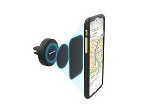 sabrent air vent magnetic universal car mount holder for most smartphones devices (cm-mghb)