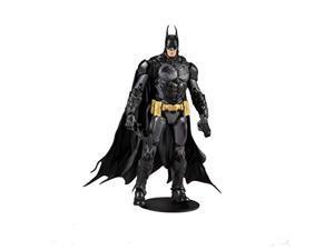 mcfarlane toys dc multiverse batman: batman: arkham knight 7-inch action figure, multicolor (15341-5)