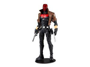 """mcfarlane toys dc multiverse red hood 7"""" action figure"""