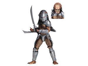 "neca - predator - 7"" scale action figures - series 18 - horn head"