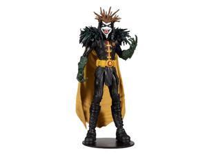 mcfarlane - dc build-a 7in figures wave 4 - death metal - robin king